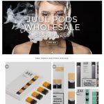 ContrefaçoFausses cigarettes électroniques JUUL