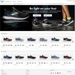 Vente contrefaçon chaussures Brooks sur le web