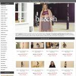 Cybersquatting Nom Domaine Vêtements BA&SH