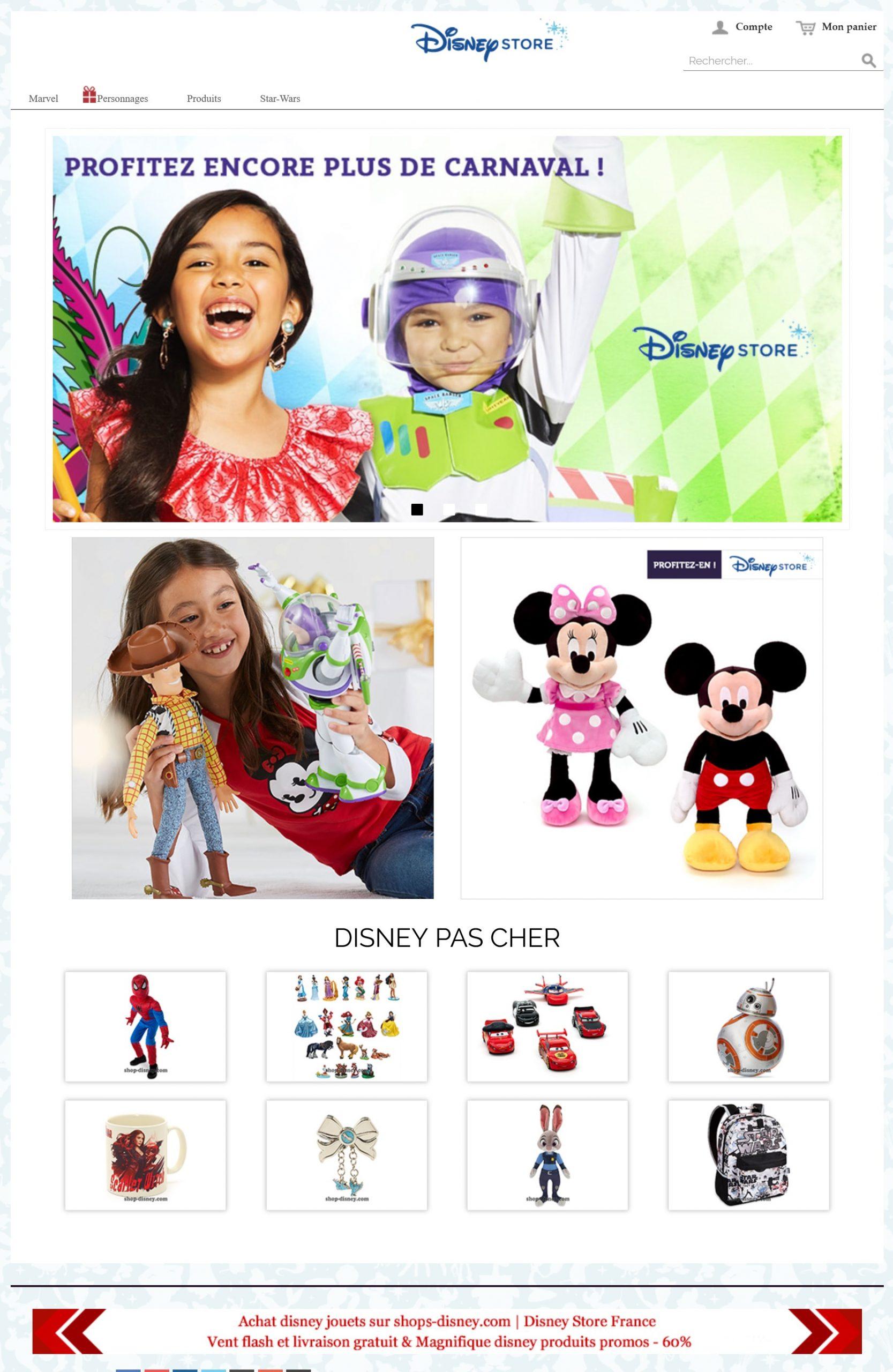 Contrefaçon faux jouets Disney
