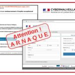 Phishing Faux mail remboursement impôts Coronavirus