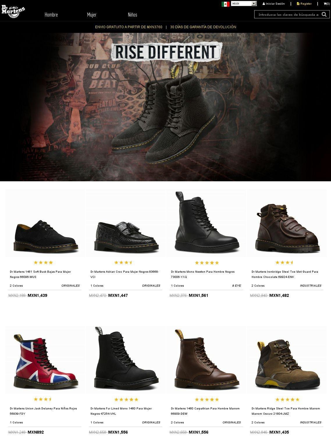 Fausse Boutique Chaussures Dr Martens