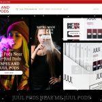 Cybersquatting Nom Domaine vendant de fausses cigarettes électroniques JUUL