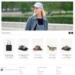 Cybersquatting boutique de faux vêtements AGNES B