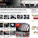 Vente Contrefaçon Accessoires BMW