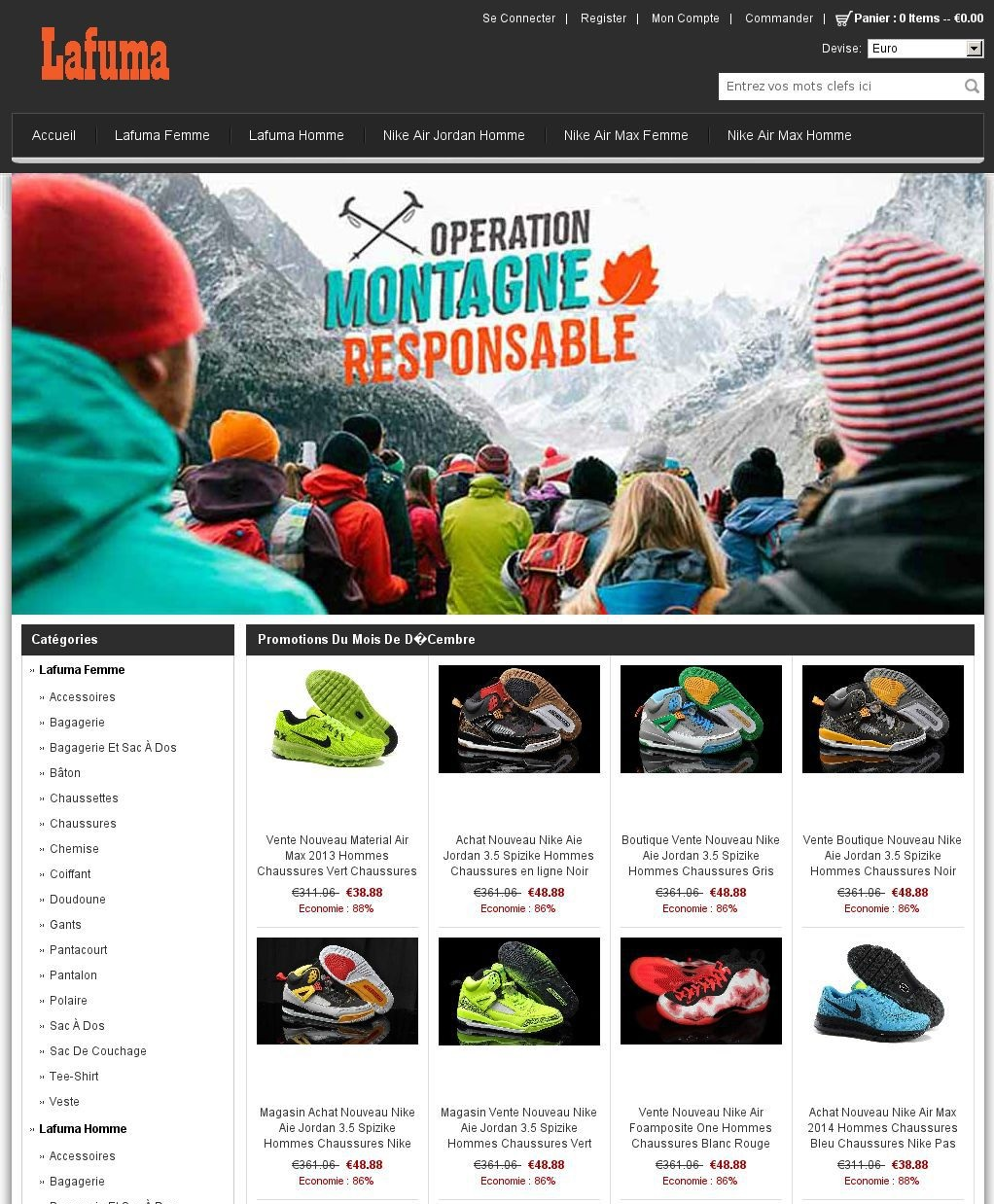 Boutique Contrefaçon Lafuma Cybersquatting Nom Domaine