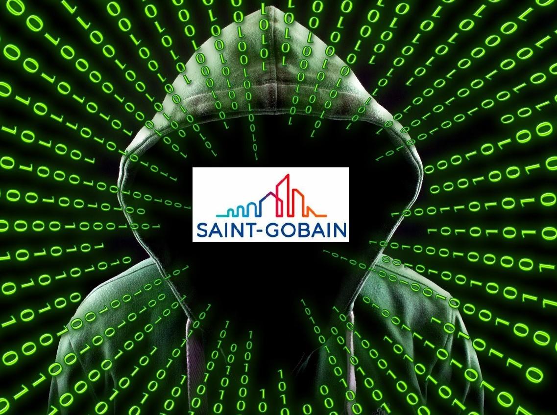 Usurpation Identité Email Nom Domaine Saint Gobain