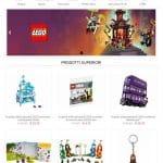 Faux jouets Lego