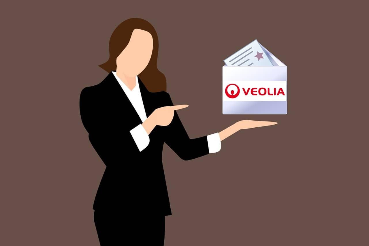 Typosquatting nom de domaine usurpation identité VEOLIA