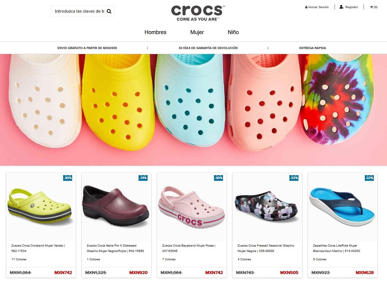 Contrefaçon fausses chaussures Crocs