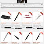 Site de stylos Montblanc contrefaits