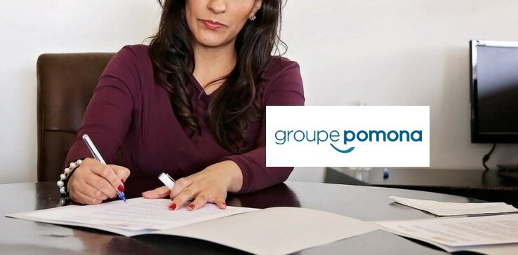 Arnaque fausses commandes GROUPE POMONA