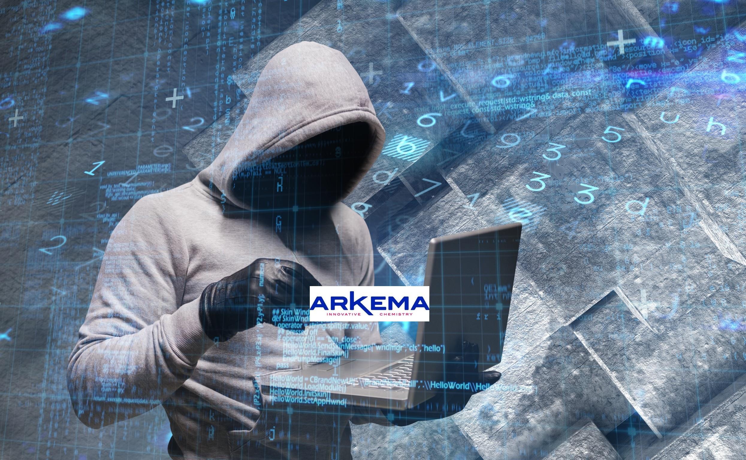 usurpation d'identité adresse email Arkema