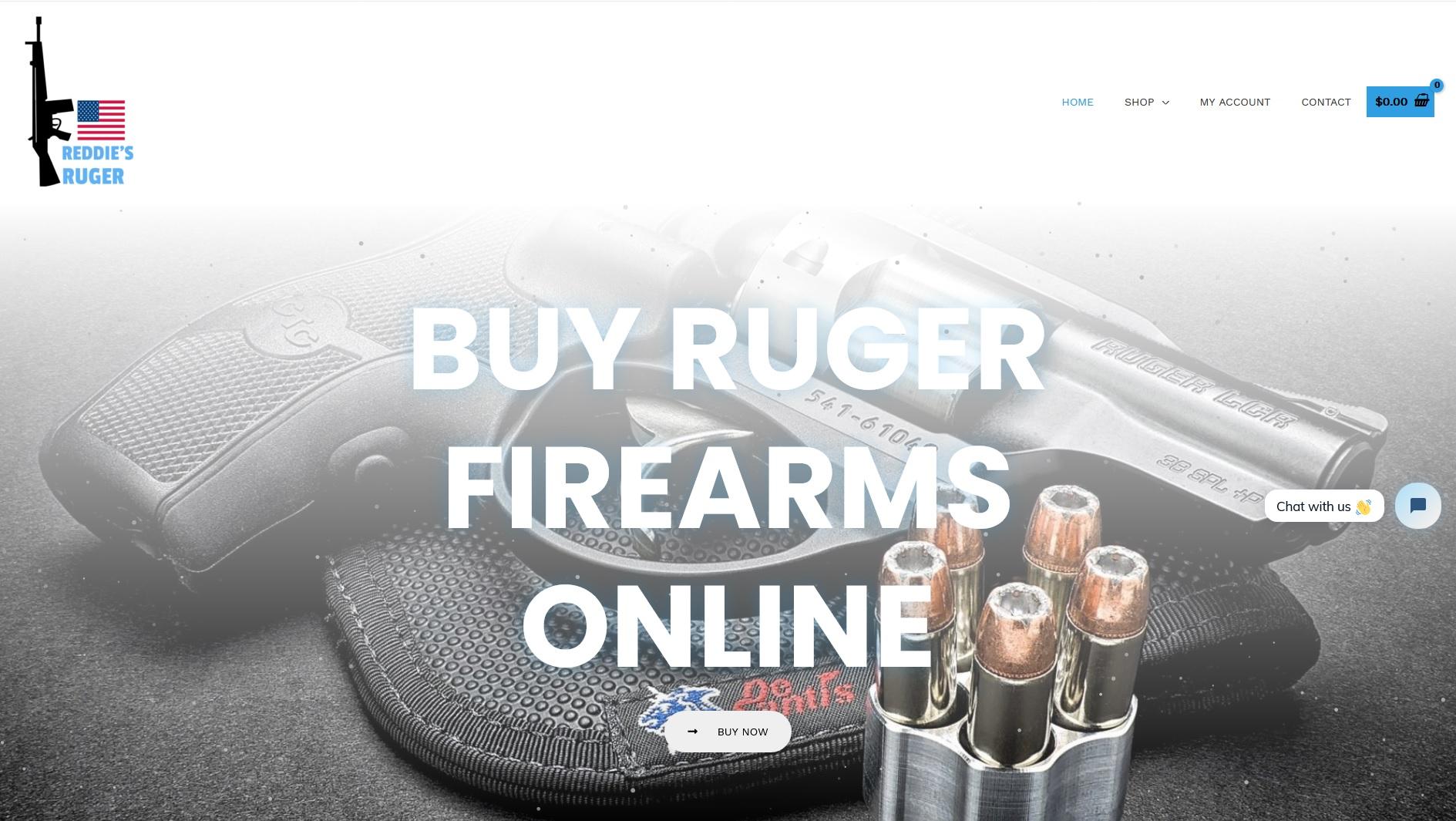 Faux pistolet RUGER
