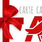 Phishing Carte Cadeau Auchan
