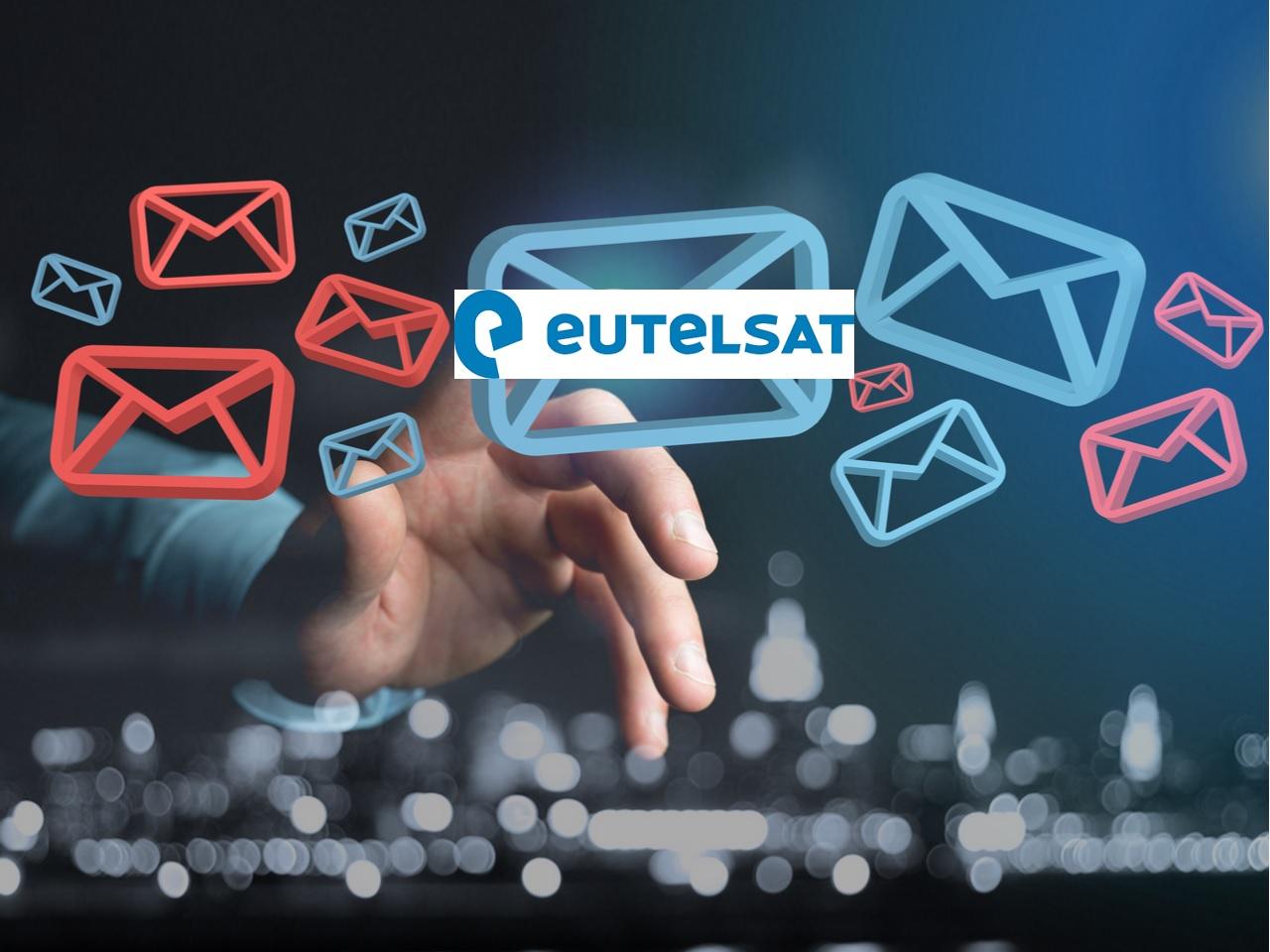Phishing mail Eutelsat